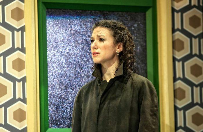 Felicity Houlbrooke in Absurd Person Singular at Oldham Coliseum