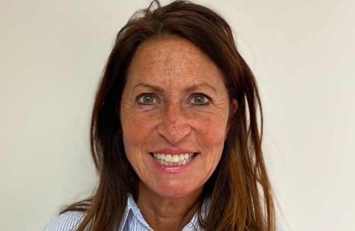 Founder of online hub Scenesaver, Caroline Friedman