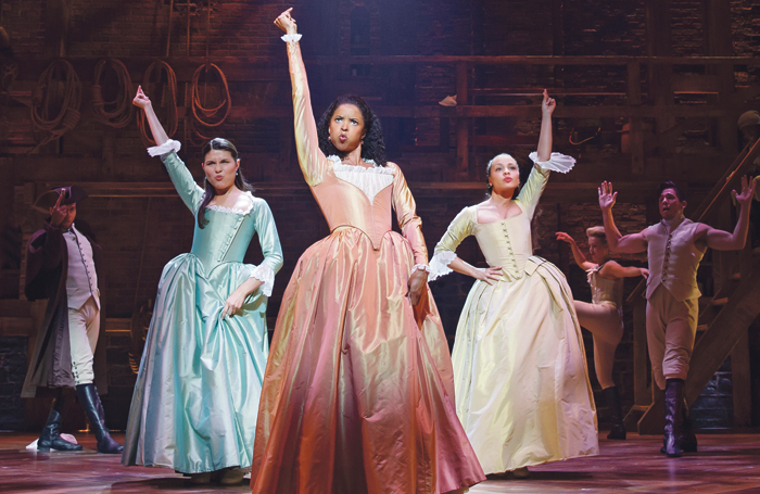 Hamilton will almost certainly return to Broadway, even if other shows might not. Photo: Joan Marcus