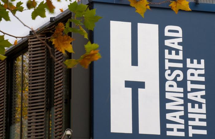 Hampstead Theatre. Photo: Daisy Hutchinson