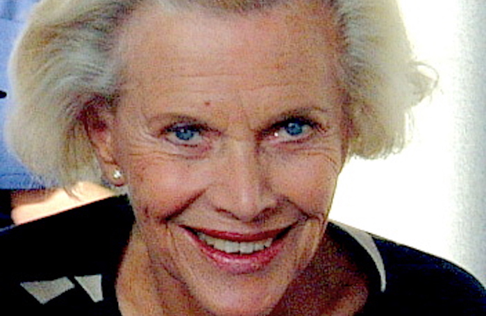 Honor Blackman. Photo: Rob Young/CC BY