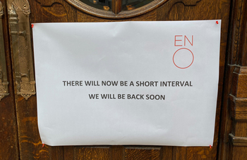 Editor's View: When will theatres reopen after the coronavirus lockdown?
