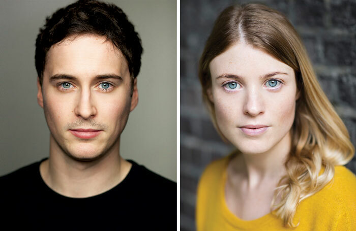 Showcase 2020 has been launched by actors Isaac Stanmore and Olivia Beardsley
