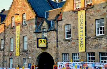 Coronavirus: Edinburgh Fringe venues vow to return 'better than ever' after 2020 cancellation