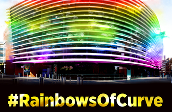 Leicester Curve launches campaign to find #RainbowsofHope drawings for Wizard of Oz set design