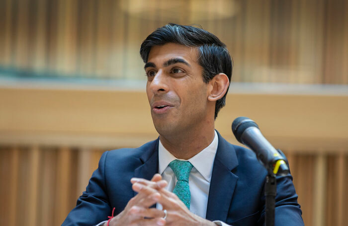 Chancellor Rishi Sunak's Coronavirus Job Protection Scheme should be extended to the self-employed. Photo: HM Treasury