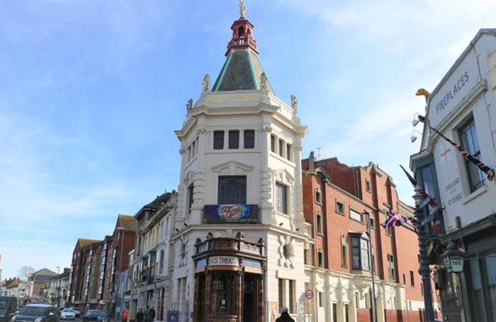 King's Theatre Portsmouth. Photo: VisitPortsmouth.co.uk