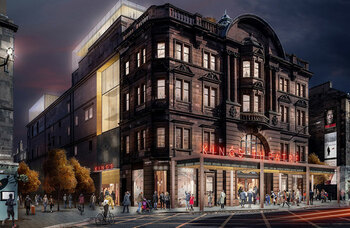 Coronavirus: £25m revamp of Edinburgh's King's Theatre on hold for at least a year
