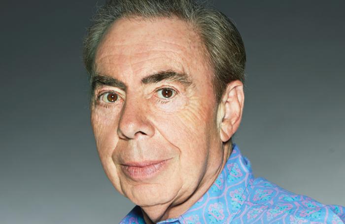 Andrew Lloyd Webber. Photo: John Swannell