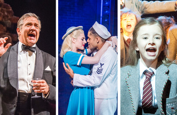 Mark Shenton's top 50 musical theatre songs: 30 to 21
