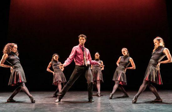 Acosta Danza's Evolution. Photos: Johan Persson