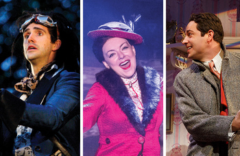 Mark Shenton's top 50 musical theatre songs: 40 to 31