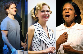 Mark Shenton's top 50 musical theatre songs: 50 to 41