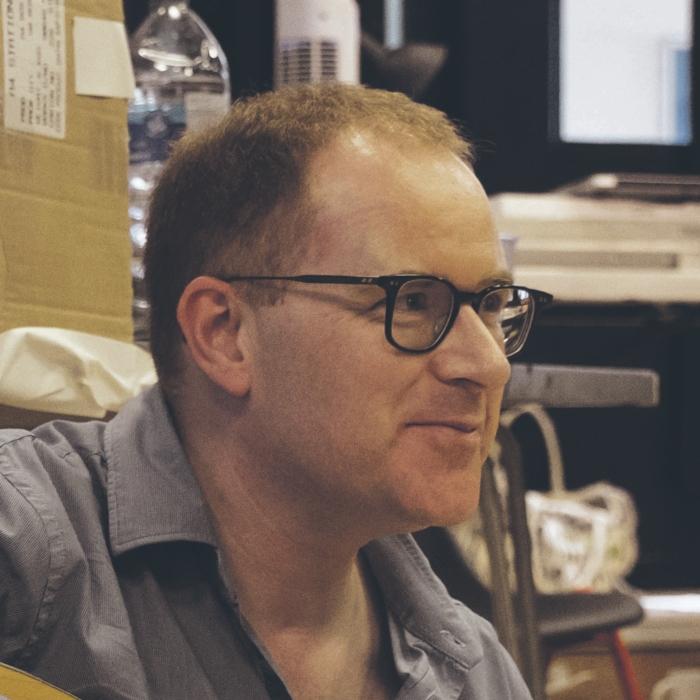 Conor Mcpherson. Photo Manuel Harlan