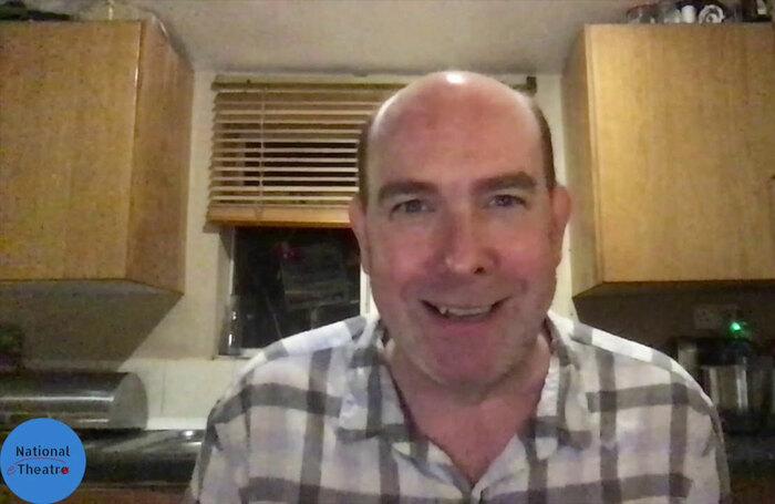 Jon Dryden Taylor performs Isolation Ragu online