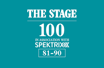 The Stage 100 2019: 81-90