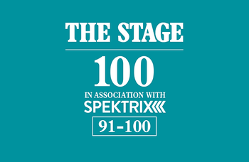 The Stage 100 2019: 91-100