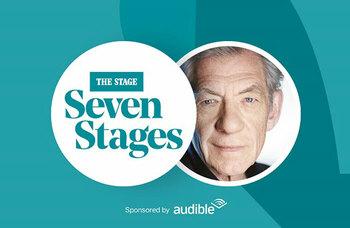 Seven Stages Podcast: Episode 1, Ian McKellen