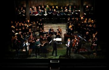 Coronavirus: English Touring Opera to broadcast St John Passion on Easter Sunday