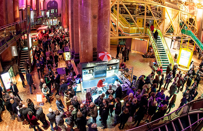 Manchester's Royal Exchange Theatre is among the organisations forming GM Artist Hub