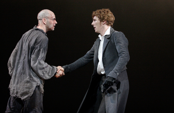Frankenstein starring Benedict Cumberbatch and Jonny Lee Miller to be streamed by National Theatre