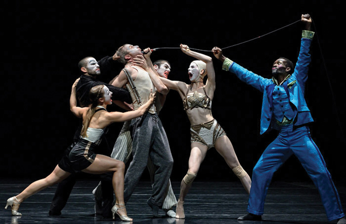Betroffenheit. Photo: Michael Slobodian