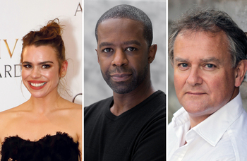 Coronavirus: Hugh Bonneville, Adrian Lester and Billie Piper back Shakespeare at Home campaign