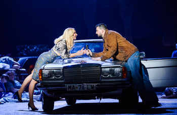 Coronavirus: English National Opera launches drive-in opera series