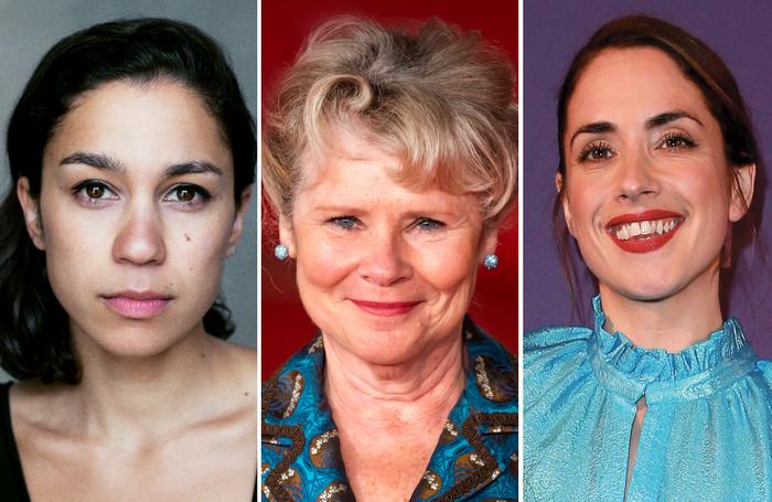 Danusia Samal, Imelda Saunton and Lucy Prebble. Photos: Shutterstock
