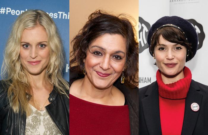 Denise Gough, Meera Syal and Gemma Arterton