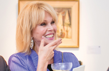 Coronavirus: Joanna Lumley backs fundraising campaign for Actors Centre