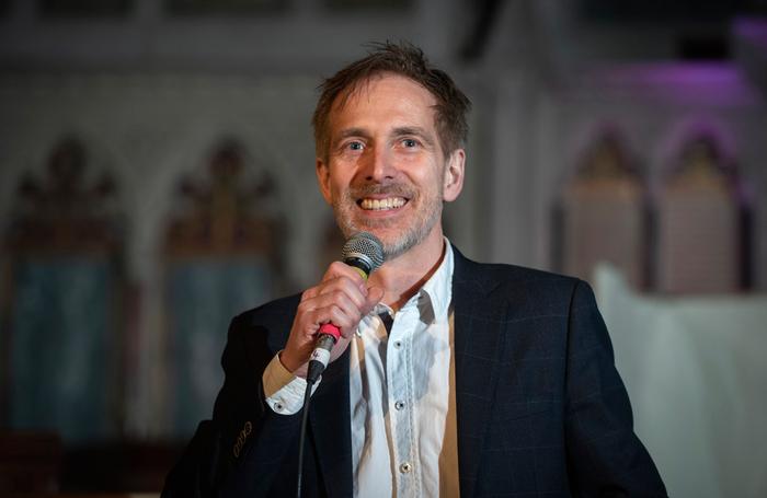 Chief executive of Brighton Fringe Julian Caddy. Photo: Danny Fitzpatrick