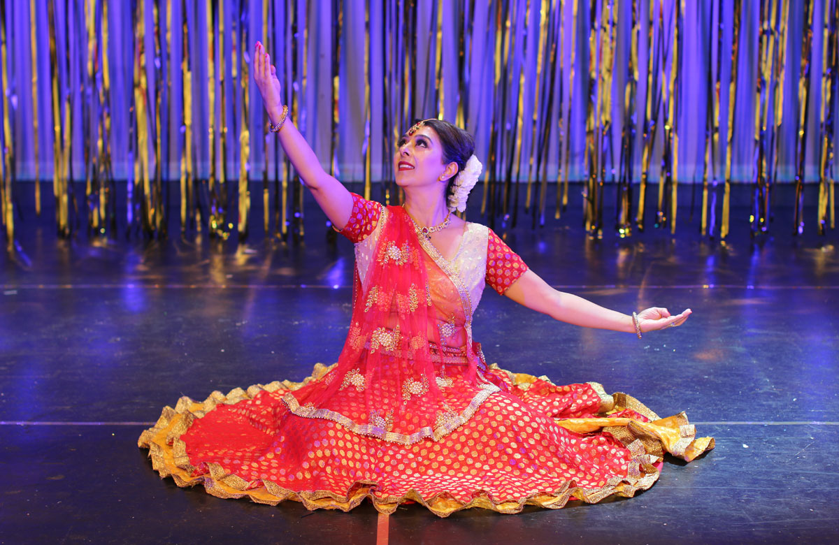 Reena Tailor: 'Being professional off stage is just as important as being a good dancer'