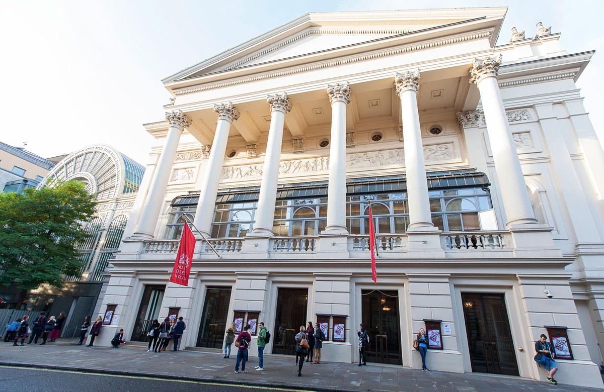 Royal Opera House. Photo: Alex Rumford