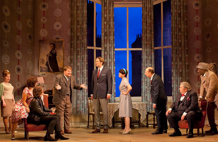 NT at Home's streaming of One Man, Two Guvnors has achieved blockbuster viewing figures. Photo: Johan Persson