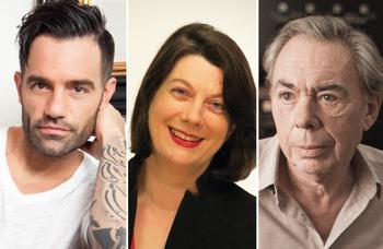 Quotes of the week, April 23: Ramin Karimloo, Sarah Crompton and Andrew Lloyd Webber and more