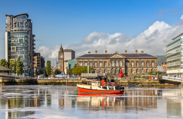 Belfast. Photo: Shutterstock