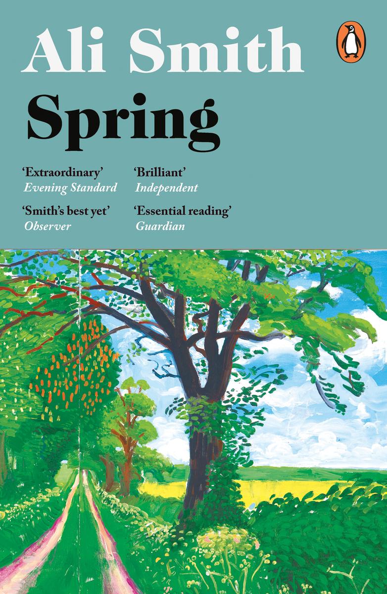 Ali Smith's Spring
