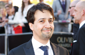 Lin-Manuel Miranda to feature in live-stream chat series hosted by Mountview