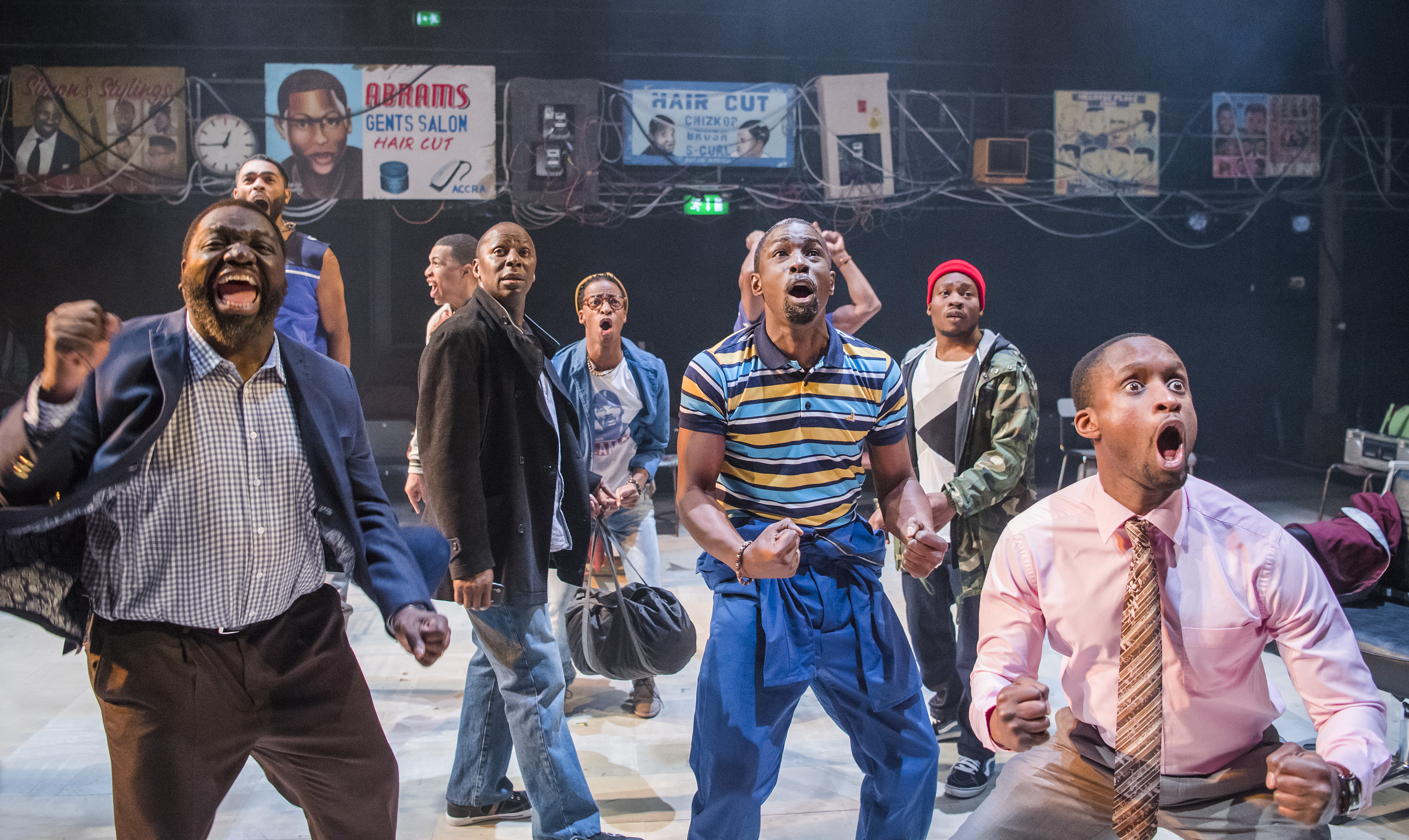 Coronavirus: National Theatre announces new productions to be streamed for free including Barber Shop Chronicles