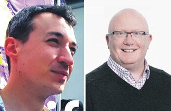 Equity general secretary race to be fought by Paul Fleming and Simon Curtis