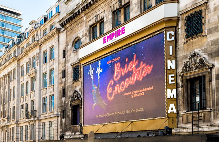 Empire Cinema, Haymarket. Photo: Shutterstock