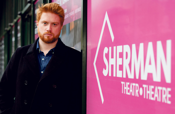 Sherman Theatre's Joe Murphy: 'We are committed to postponing, not cancelling, all our projects'