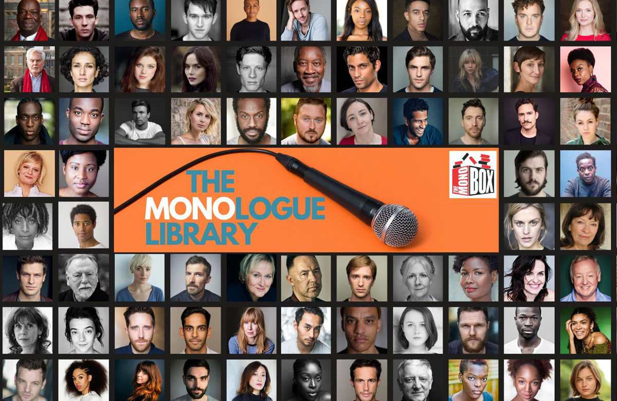 Coronavirus: Derek Jacobi and Sheila Atim contribute to online monologue library