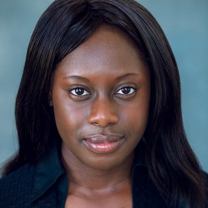 Naomi Yeboah. Photo: Oliver Jaime Garcia