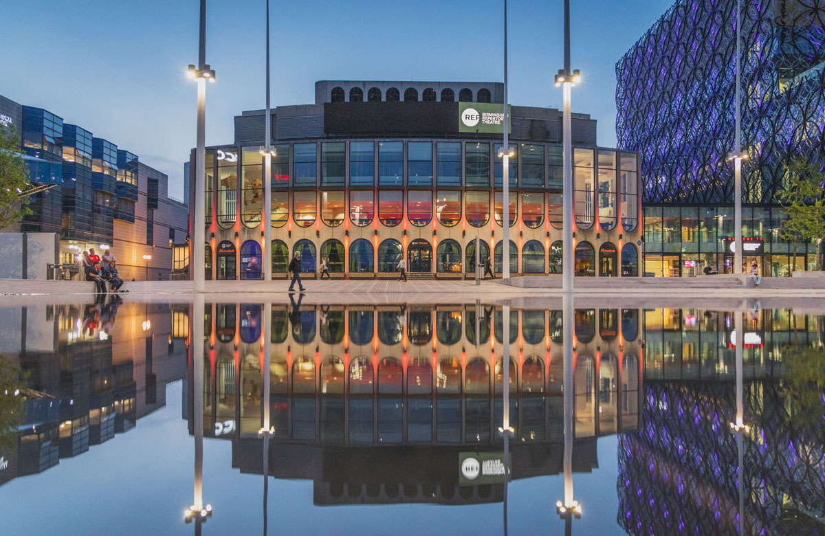 Birmingham Repertory Theatre. Photo: Ross Jukes