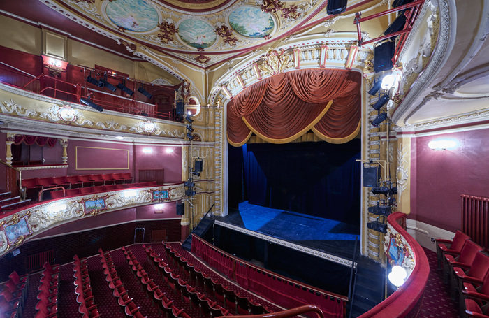 Theatre Royal, Wakefield. Photo: Paul White