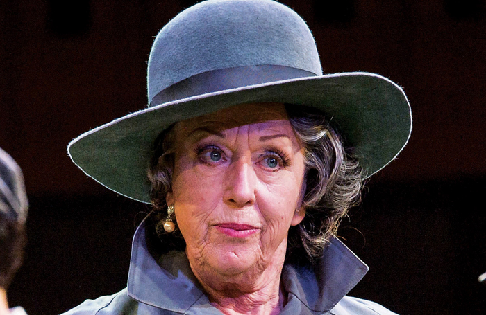 Josephine Barstow, pictured here in Opera North's Albert Herring (2013), was due to star. Photo: Rob