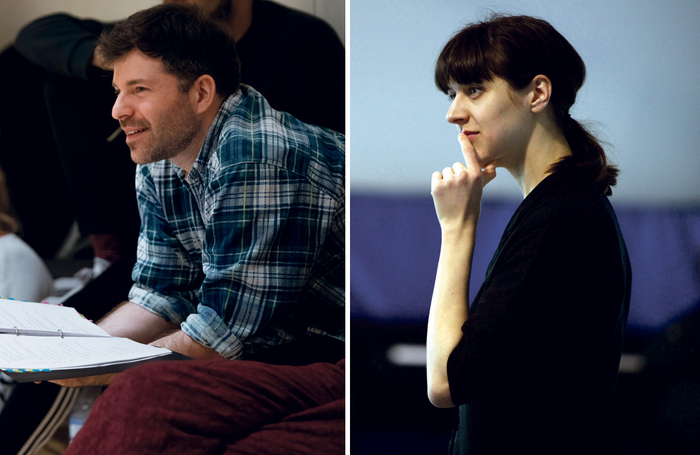 Directors Ned Bennett and Blanche McIntyre are also contributing to the project. Photos: Helen Murray/ Dominic Parkes