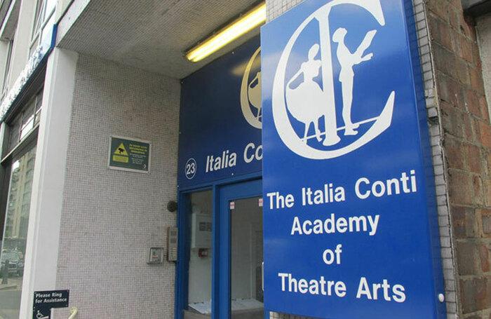 Italia Conti will close its junior school next year.